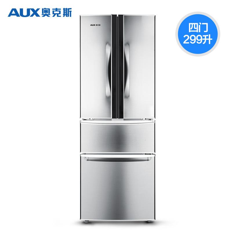 AUX Điện gia dụng chính hãng Tủ lạnh ba cửa AUX / AUX BCD-299AD4