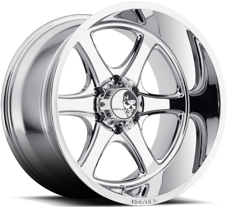 Hostile căm xe Nhà sản xuất bánh xe thương hiệu Mỹ / 20 inch 22x14 Điều hướng Wrangler Raptor F150 C