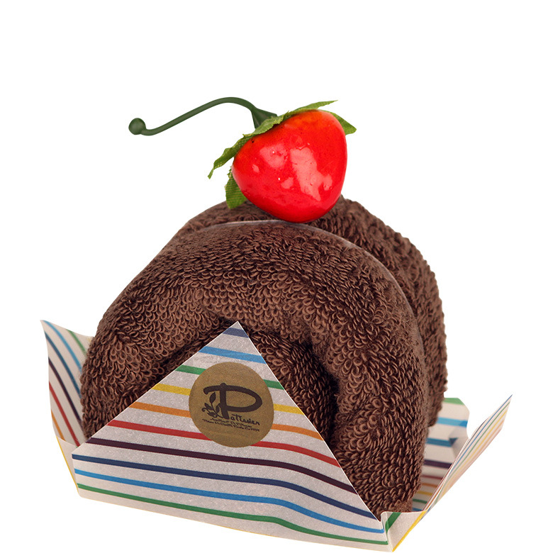 JINZHI Khăn bánh kem Nhật Bản nhập khẩu - Khăn bánh thiết kế làm đẹp cây anh đào Imabari - nhiều mẫu