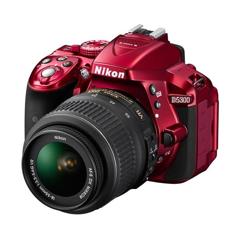Máy ảnh phản xạ ống kính đơn DSLR - D5300D5200D3500 chính hãng D3400