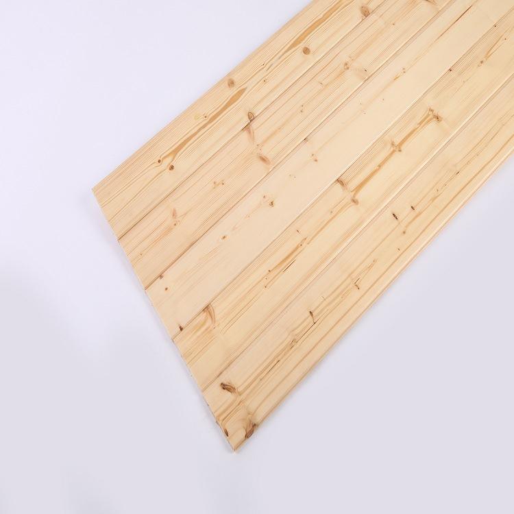 JIAXIN Ván gỗ Spruce miễn phí sơn hình tam giác trong nhà đơn giản đứng về phía gỗ tấm ván phòng tắm