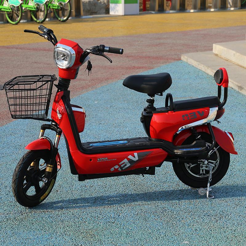 Maohang xe đạp điện người lớn pin hai bánh xe điện nhỏ xe đạp điện trực tiếp xe điện