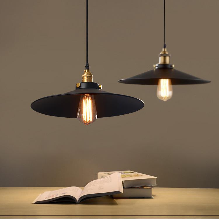 Đèn treo trần Gió công nghiệp cổ điển rèn sắt đèn chùm giản dị quán cà phê trà quán bar thanh sáng t