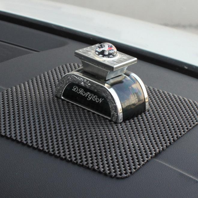Đệm chống trơn Cao su điện thoại di động chống trượt mat chống trượt mat coaster xe bọt xốp cổ điển