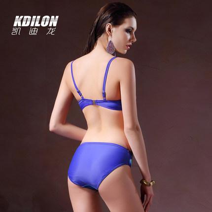 chống thấm nước  kdilon Cadillace Bikini Tấm thép của phụ nữ Thu thập áo len Kem chống nắng bên ngoà