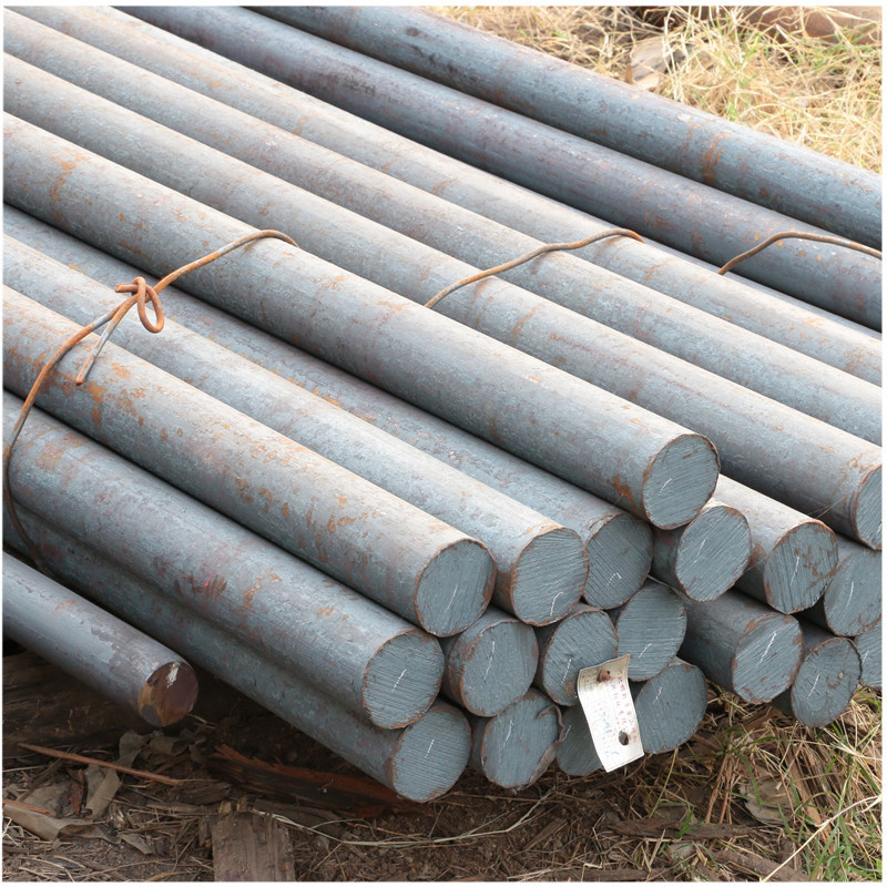 ThéThép tròn trơn Sơn Đông Tai'an điểm Q235B thép cán nóng tiêu chuẩn quốc gia chất lượng cao