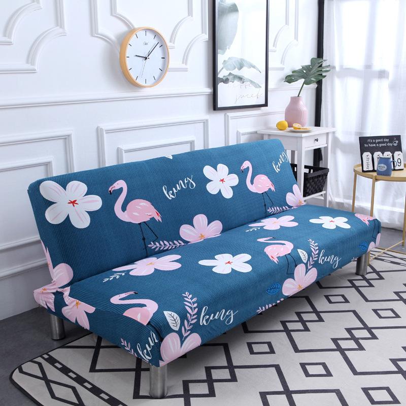 Vỏ bọc Sofa Gấp ghế sofa không tay bao gồm tất cả bao gồm kéo dài phổ quát bao gồm toàn bộ bọc sofa