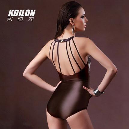 chống thấm nước kdilon Áo tắm rồng nữ bảo thủ Xiêm gợi cảm áo tắm nữ che bụng là thời trang áo tắm m