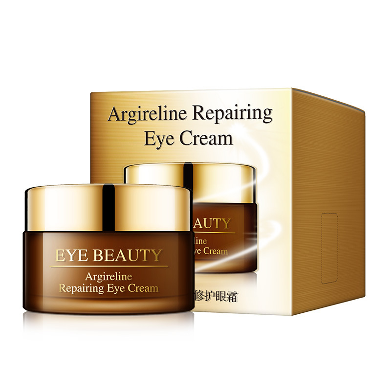 HANKEY Kem dưỡng mắt Han Ji Liu Sheng Peptide Ngày và đêm Sửa chữa Kem mắt 30g Lighten Dark Circle E