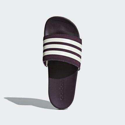 dép mang trong nhà  Adidas chính thức ADILETTE COMFORT dép đi trong nhà nữ AH2589 AP9966