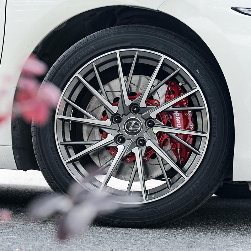 QHCP căm xe tùy chỉnh bánh xe rèn cho bộ vành thép hợp kim nhôm nhẹ của Lexus