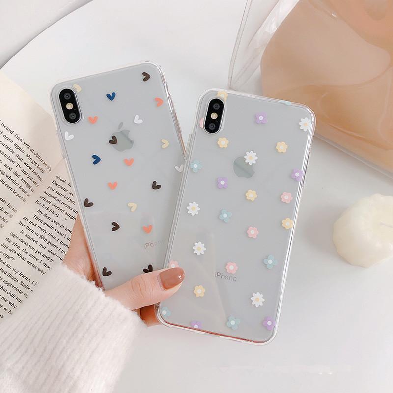 ZHONGXING bao da điện thoại Có thể áp dụng iPhone Nhật Bản và Hàn Quốc vỏ nhỏ điện thoại di động App