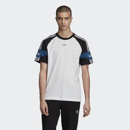 áo thun  Adidas chính thức Adidas neo M CS JCQRD TEE áo sơ mi nam tay ngắn EI4518