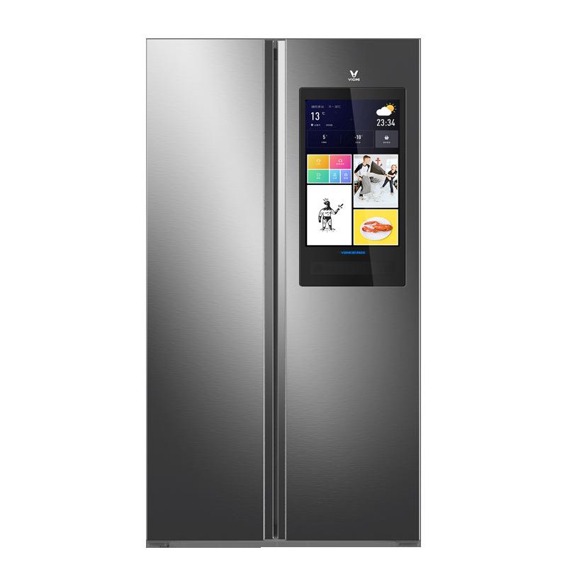 VIOMI - Tủ lạnh thông minh với thiết kế 2 cửa .
