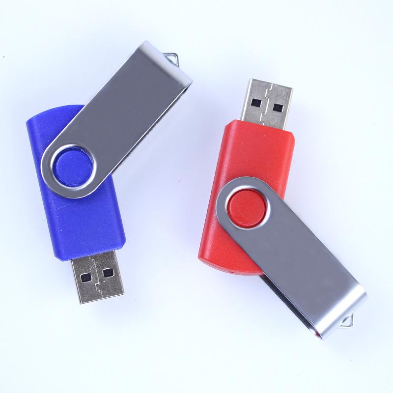 USB Tùy chỉnh đĩa U 4g 8G Xoay 360 độ 16G không thấm nước Công ty đĩa U triển lãm quà tặng tùy chỉnh