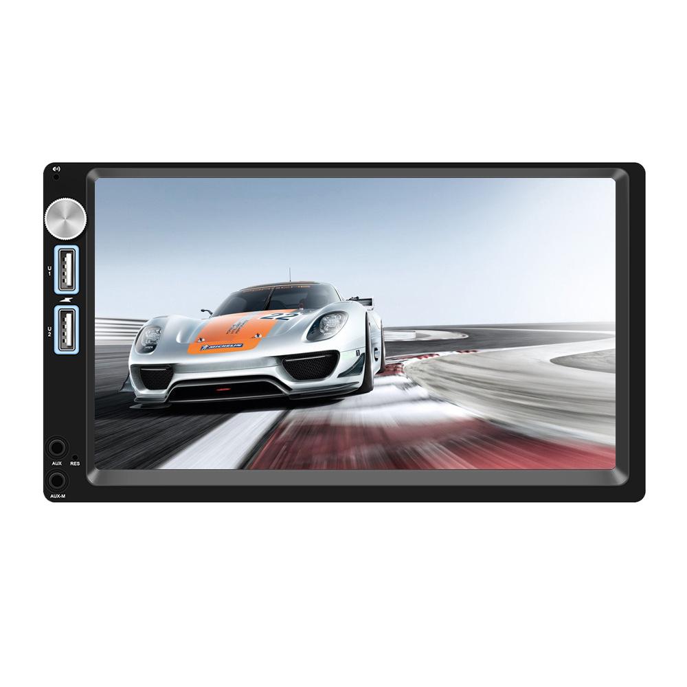 OMV Thiết bị định vị Hệ thống Android 7 inch mới dành cho xe hơi Điện thoại di động Bluetooth kết nố