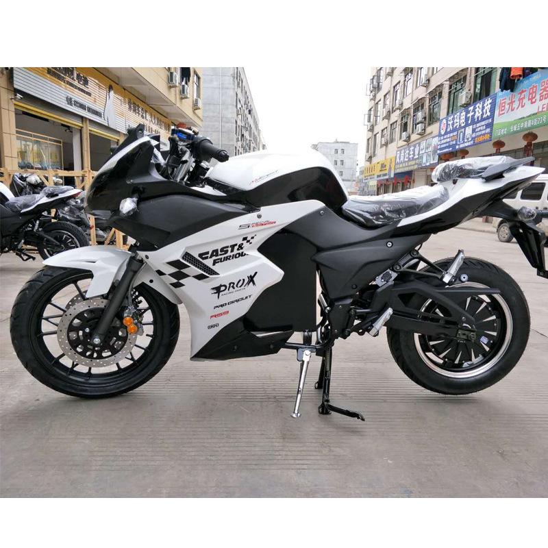 MAIWEIKU xe môtô / xe máy Nhà máy trực tiếp đua Horizon xe điện người lớn 3000W xe máy điện mới xe m