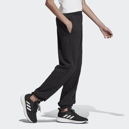 Thị trường trang phục trẻ em  Adidas chính thức Adidas YB E LIN PT đào tạo trẻ lớn quần đan DV1806