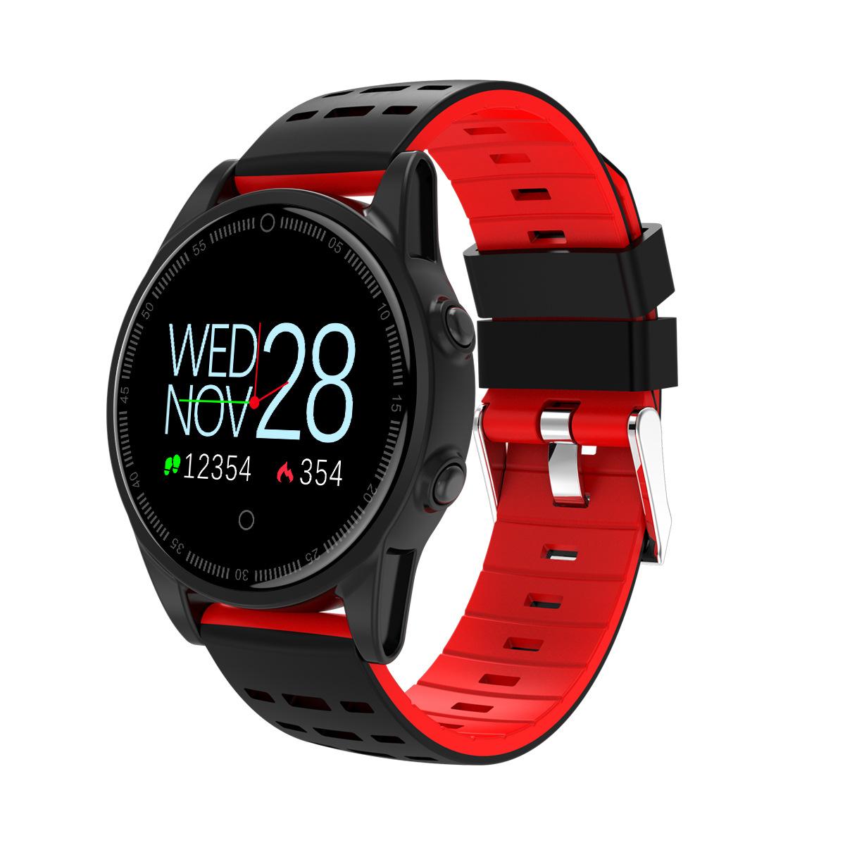 Aidis Đồng hồ thông minh Aidis mới R13 vòng đeo tay thông minh nhịp tim theo dõi huyết áp oxy đồng h
