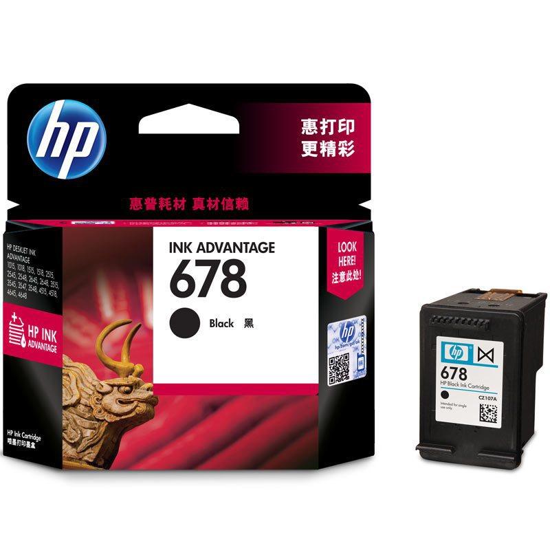 HP Hộp mực nước HP 678 chính hãng cho máy in 1518, 2515, 4518