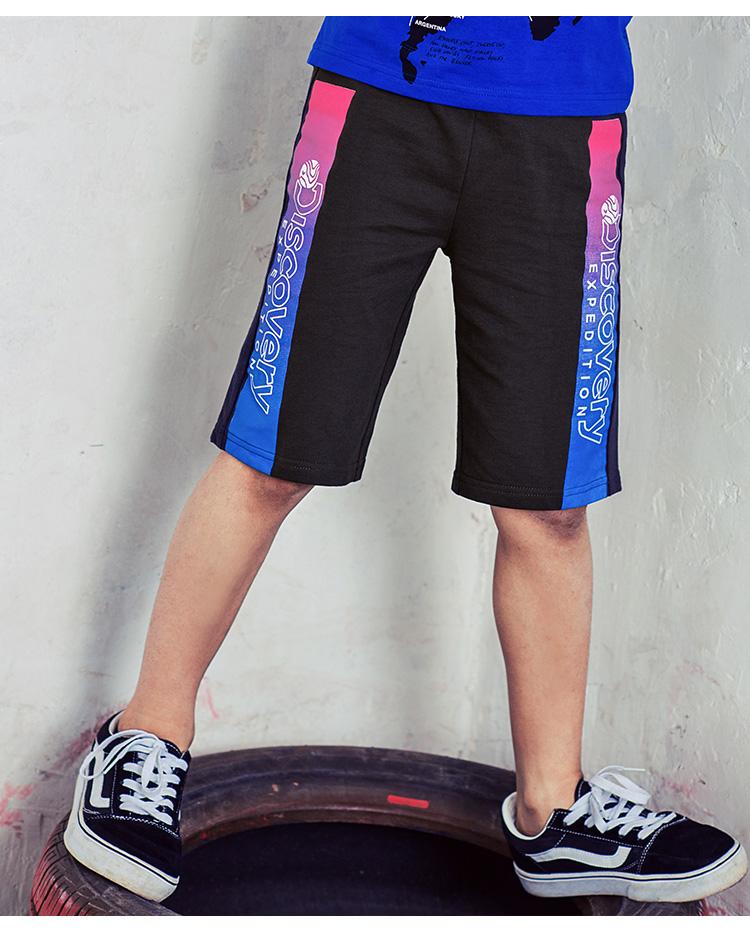 Đầm váy trẻ em Discovery Children's Wear 2007 Summer New Kids'Shorts for Boys and Girls DKB6229