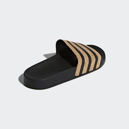 dép mang trong nhà  Adidas chính thức Adidas clover ADILETTE W dép nữ CQ2237 CQ2238