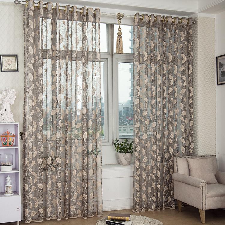 LYLL rèm cửa sổ Nhà máy trực tiếp phần lá thông gió nửa bóng râm ban công phòng khách phòng ngủ rèm