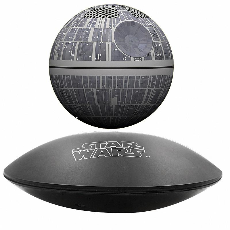 Loa Bluetooth Star Wars chính hãng Death Star Maglev Sound Star Wars Bluetooth