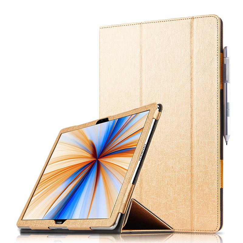 JIUYU Bao da máy tính bảng Ốp lưng bảo vệ Huawei MateBook E 2019 Bao da 12 inch Ốp lưng phẳng PAK-AL