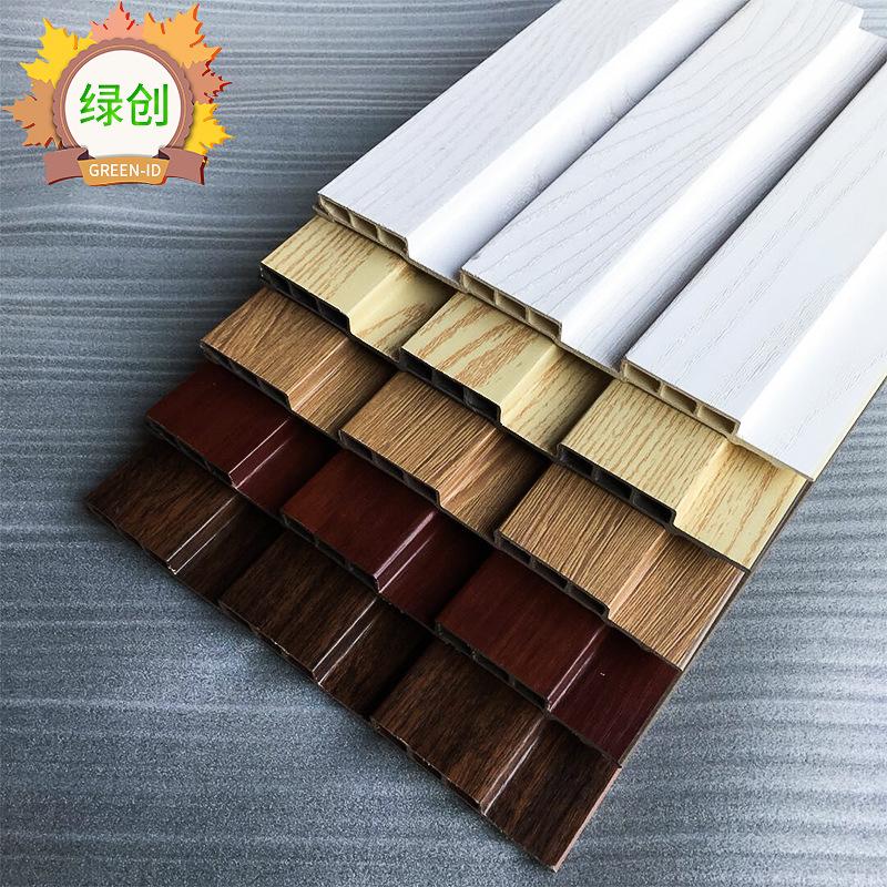 LVCHUANG Ván trang trí Các nhà sản xuất cung cấp 195 Great Wall ván đứng Eco-wood Great Wall board T