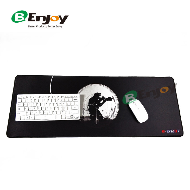 OEM Thảm lót chuột Hỗn hợp bán buôn tùy chỉnh logo nổ đen mô hình cao su siêu esports chơi game pad