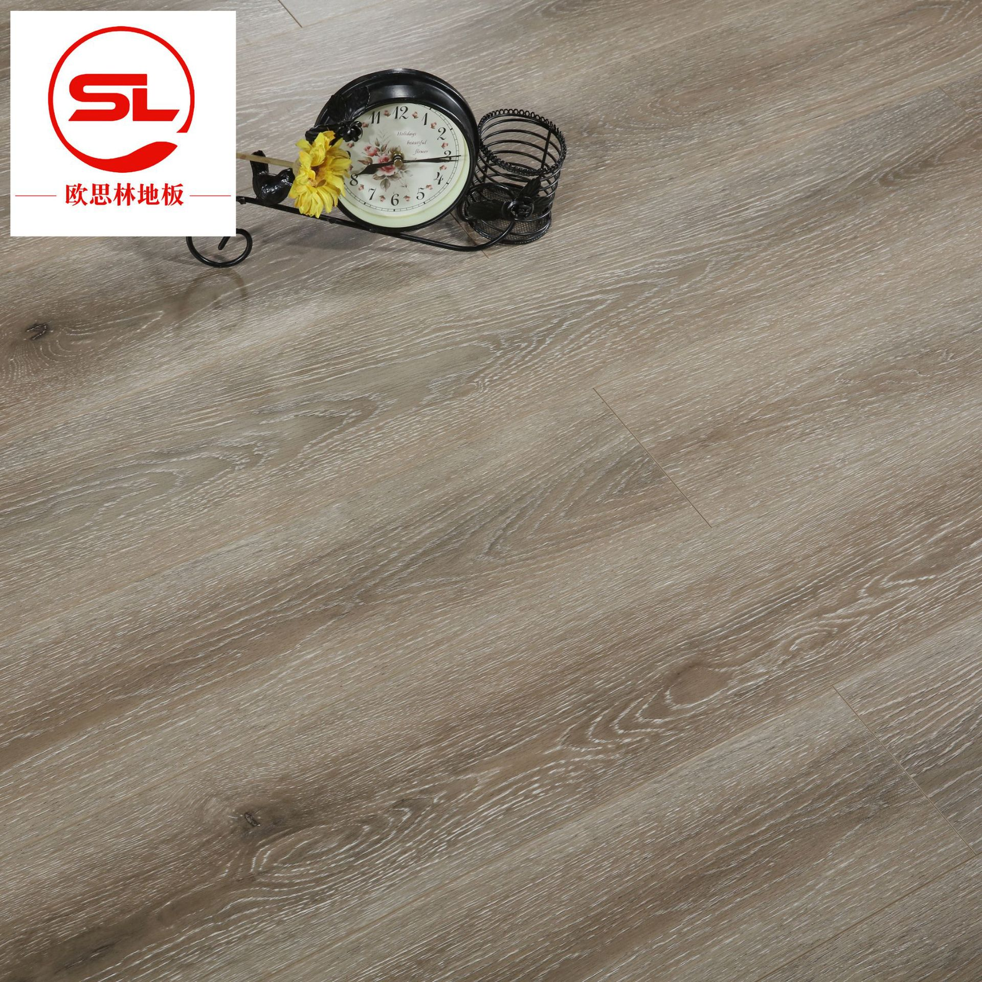 OUSILIN Ván sàn Nhà máy trực tiếp bán sàn địa nhiệt sưởi ấm sàn gỗ rắn nhiều lớp 15mm GB bảo vệ môi