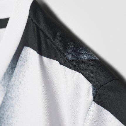 Thị trường trang phục trẻ em  Adidas adidas chính thức nam lớn trai đào tạo trai lớn áo thun ngắn ta