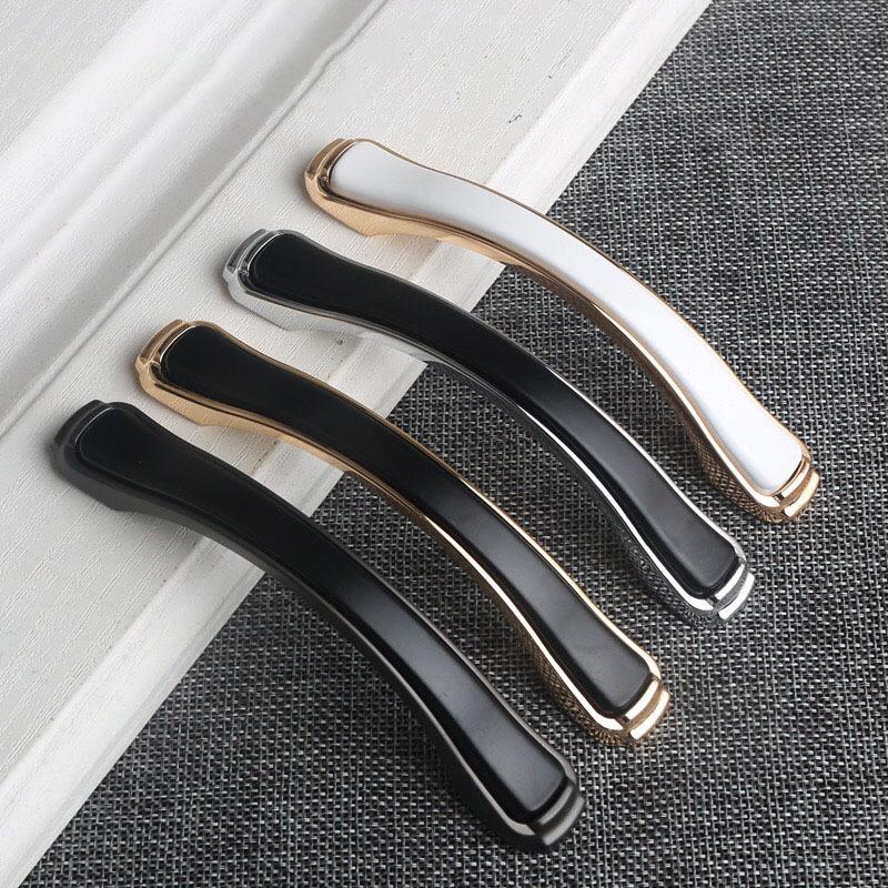 Yongpai Thị trường ngũ kim hợp kim màu kẽm phù hợp với ngăn kéo Mỹ xử lý tủ quần áo tay nắm cửa tủ p