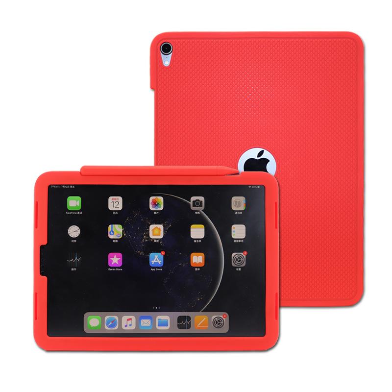 XLP Bao da máy tính bảng Áp dụng ipad bìa silicone ipad pro silicone trường hợp phim hoạt hình ipad1