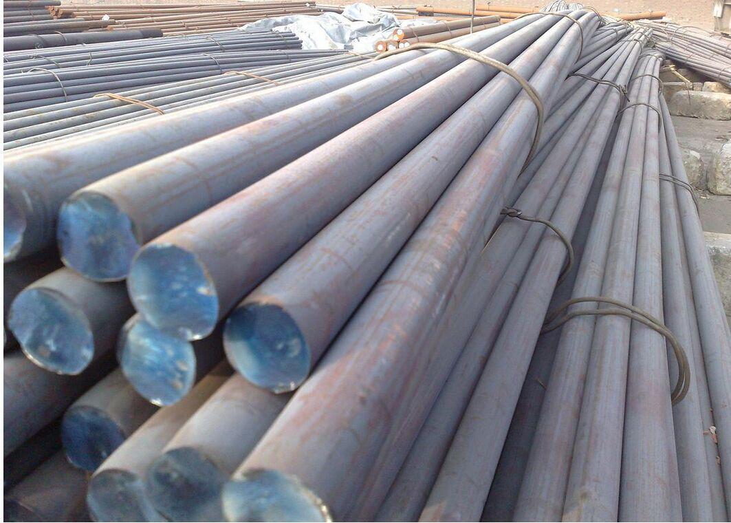 ThéThép tròn trơn Nam Kinh tròn thép cung cấp thông số kỹ thuật hoàn thành nhà máy trực tiếp ánh sán