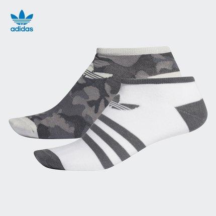 Vớ trẻ em  Adidas adidas clover CAMO LINER 2PP vớ nam và nữ DV1727 ED8658