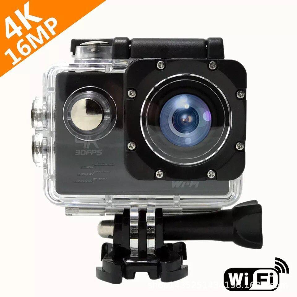 Máy ảnh thể thao Camera thể thao ngoài trời HD 4k dv sj8000 / F60