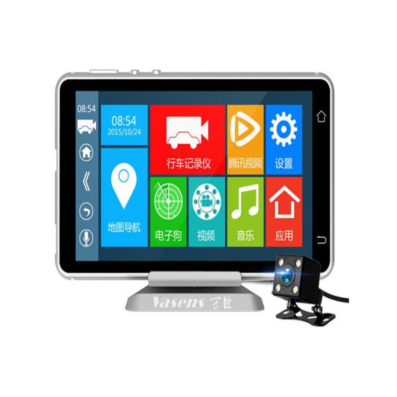 WANCHEN Thị trường đồ điện tử định vị Điều khiển trung tâm máy tính để bàn ghi âm lái xe HD ghi âm đ