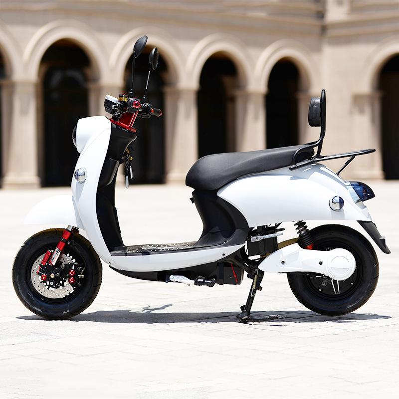 SHENYING xe môtô / xe máy Mới rùa mát xe máy điện thời trang cao với sửa đổi nhỏ vua rùa điện xe điệ
