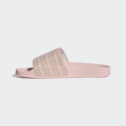 dép mang trong nhà  Adidas chính thức Adidas clover ADILETTE W dép nữ EE4761