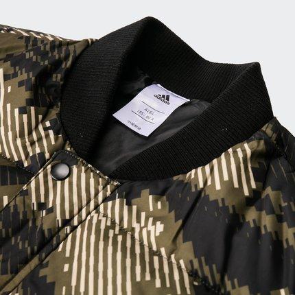 Thị trường trang phục trẻ em  Adidas chính thức adidas đào tạo cậu bé lớn xuống áo khoác BP6274 BP62