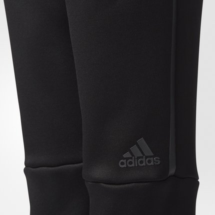 Thị trường trang phục trẻ em  Adidas chính thức Adidas nam lớn đào tạo quần trẻ em lớn dệt kim CF238