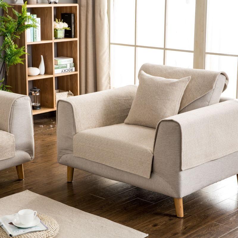 Đệm lót SoFa Tối giản hiện đại vườn chống trượt sofa đệm vải đặc biệt cung cấp một thế hệ của ghế so