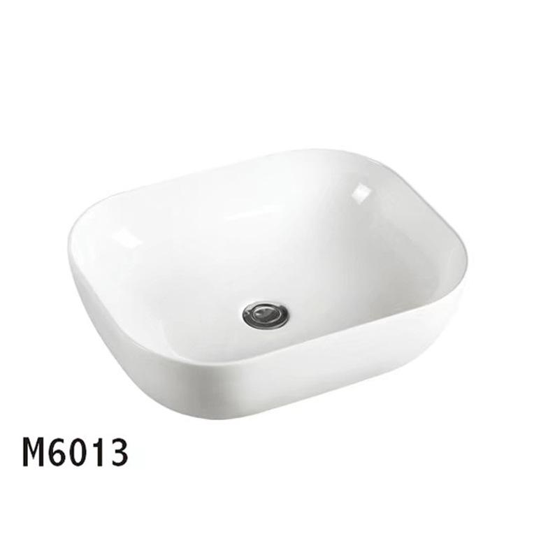 Bồn rửa mặt Wilo vào nhà máy trực tiếp mới tròn mỏng sân khấu vuông nghệ thuật lưu vực phòng tắm rửa