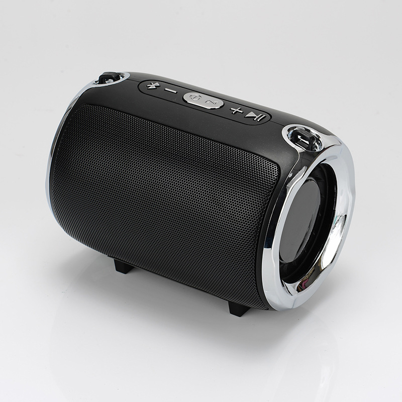 ZHONGXING - S518 Loa Bluetooth di động dây đeo vai