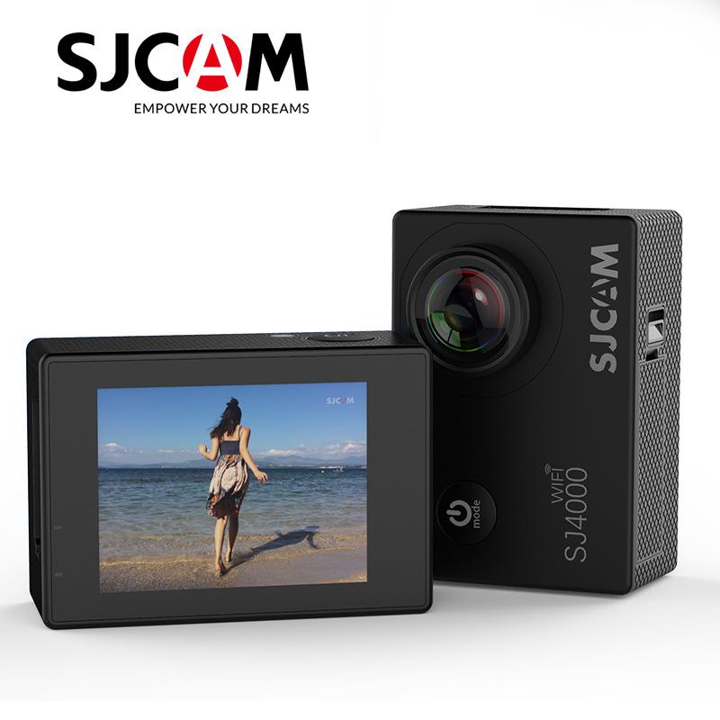 Máy ảnh thể thao SJ4000WIFI Chống nước ngoài trời HD 1080P