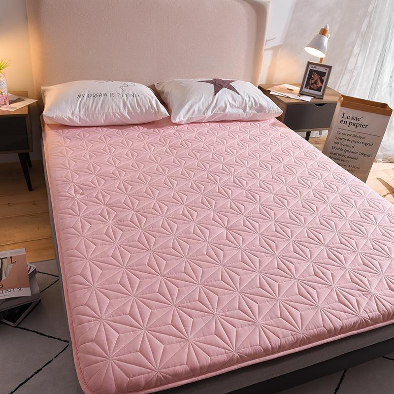 SHUTONG Giường nệm Mới cotton sao nệm sinh viên nệm ký túc xá nệm đơn đôi dày mat mat nóng bán
