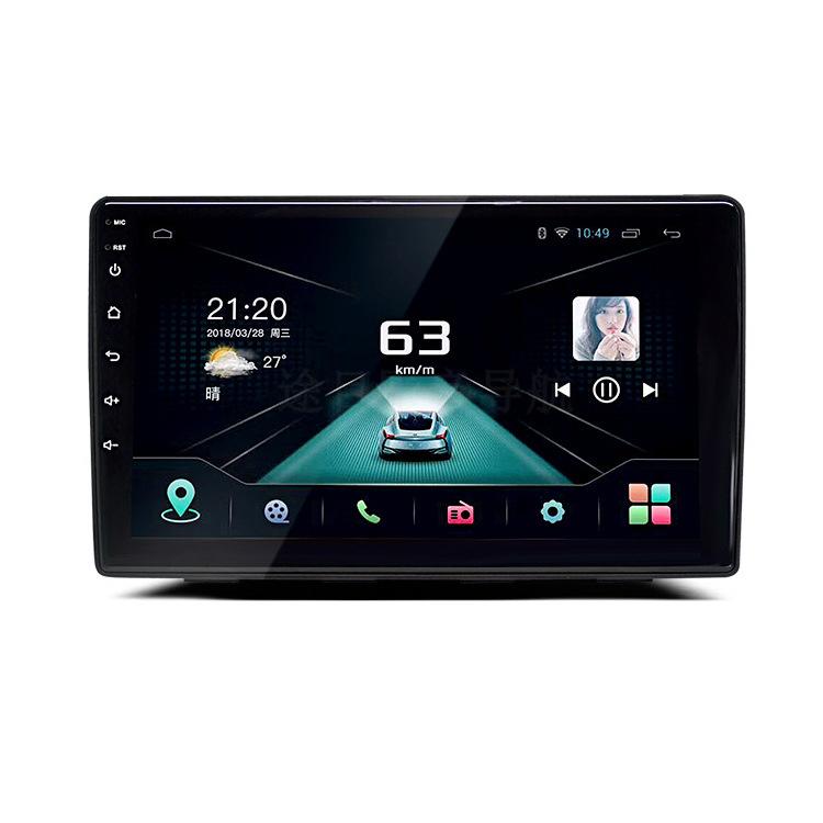 ZHONGXING Palm xoay máy chủ màn hình lớn 9 inch 10 inch 4G đầy đủ Máy chủ Netcom WIFI máy chủ Androi