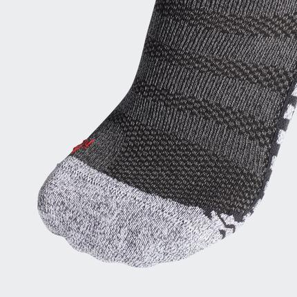 Vớ trẻ em Adidas adidas ngoài trời nam và nữ vớ thể thao ngoài trời màu đen CF4920